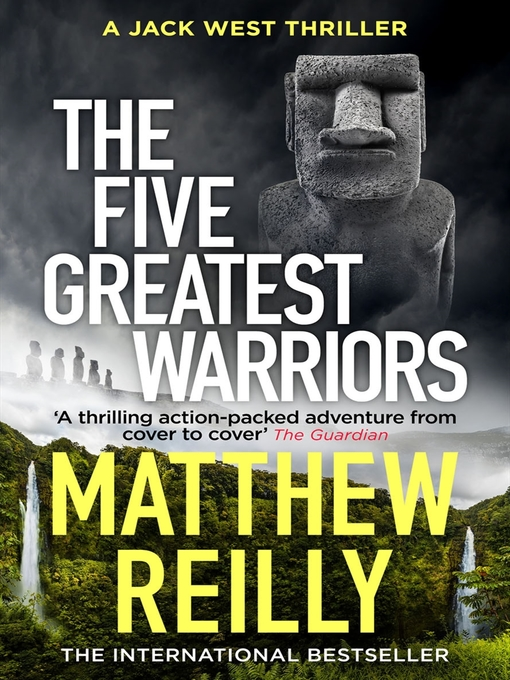 The Five Greatest Warriors (eBook): Jack West, Jr. Series, Book 3